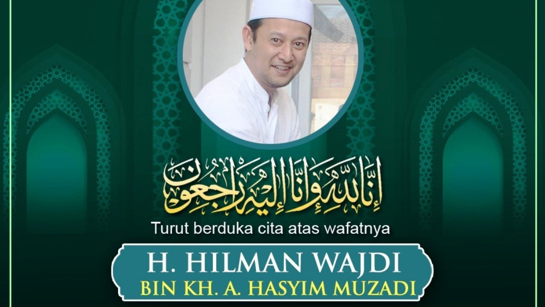 Innalillahi, Pengasuh Pesantren Al-Hikam Malang Wafat