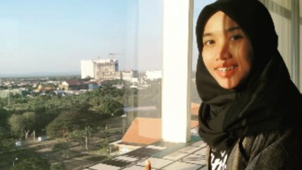 Umi, Mahasiswi Hafidzah Kembangkan Teknologi Robot Bawah Laut