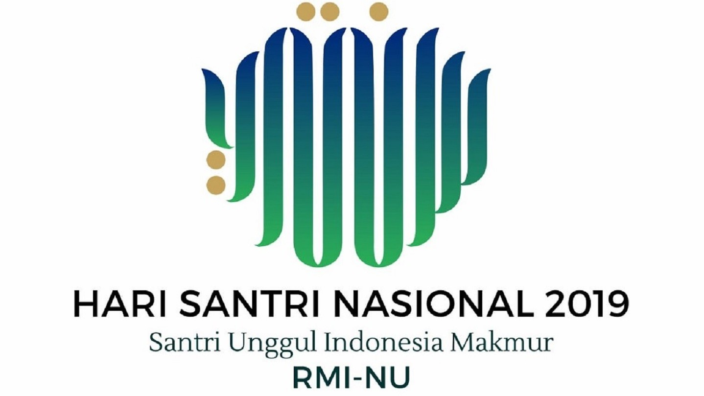 Ini Penjelasan Logo Hari Santri 2019
